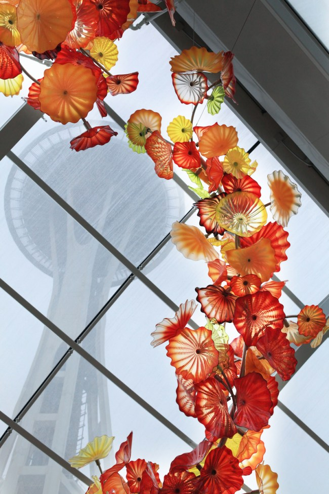 Chihuly Museum and Space Needle