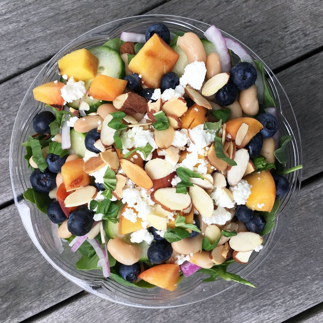 Quinoa Summer Bowl