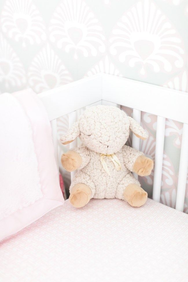 Julia Dzafic Baby Girl Nursery