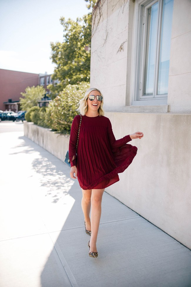 6 Great Dresses for Fall