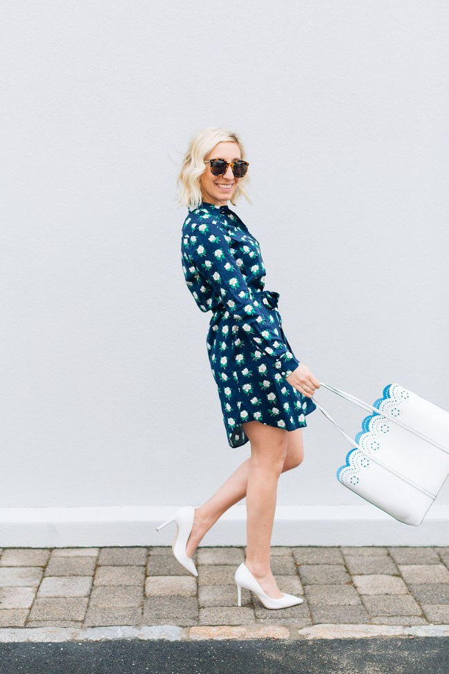 Draper James Shirtdress