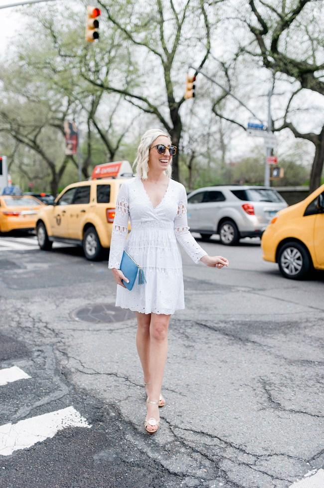 Lemon Stripes in New York City