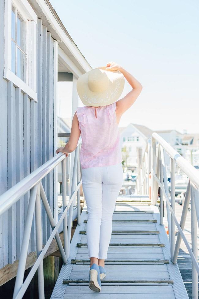 Julia Dzafic Summer Style
