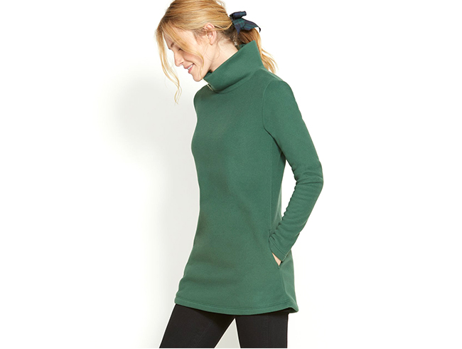 Dudley Stephens Cobble Hill Turtleneck