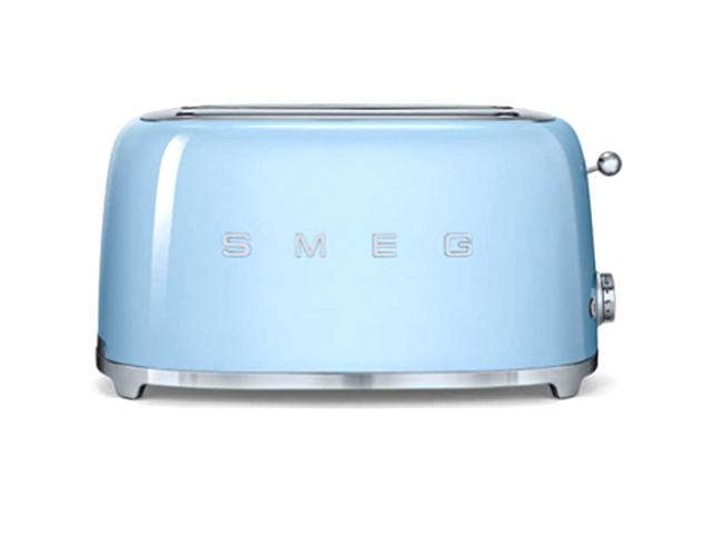 Blue Smeg Toaster
