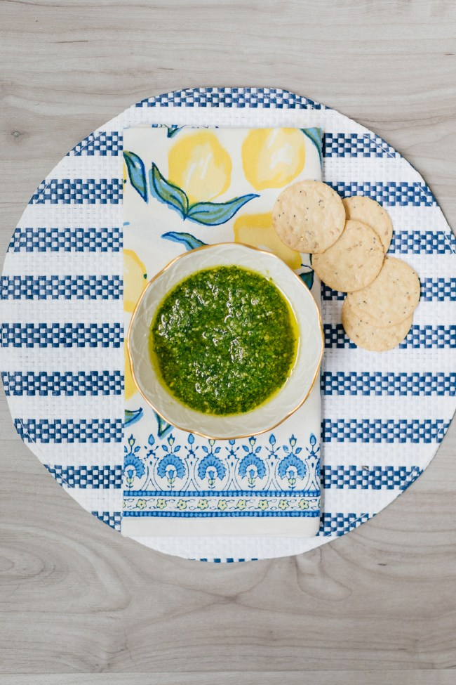 The Best Dairy-Free Pesto
