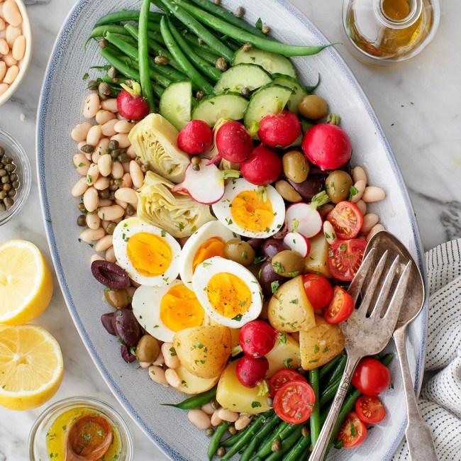 Vegetarian Recipes for Summer