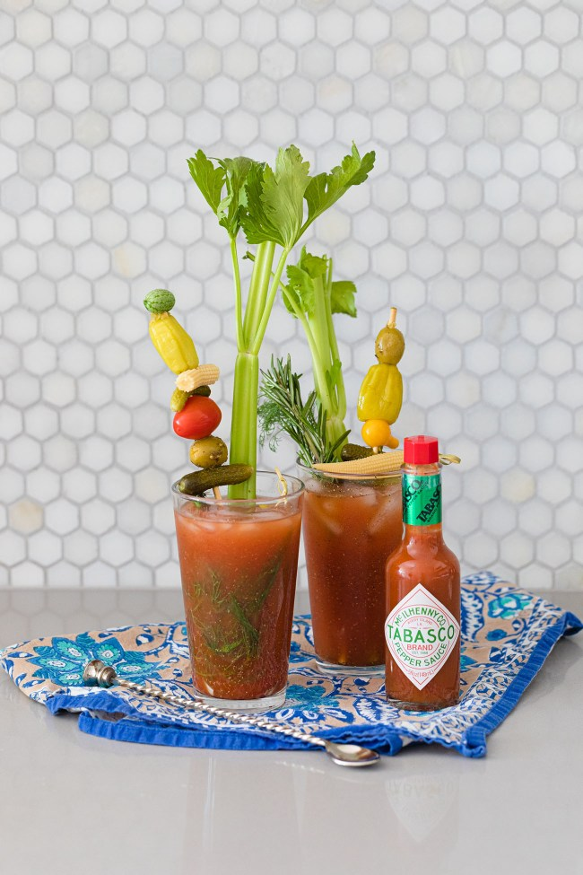 Garden Bloody Mary