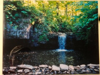 WFGSW Natural Waterfall