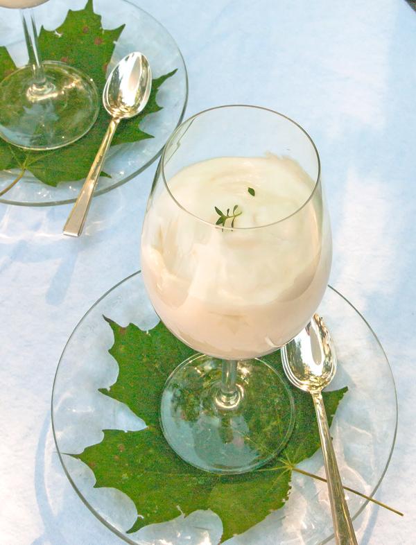 Maida Heatter's Lemon Mousse, A recipe.