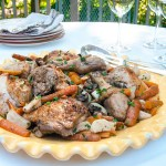 One Pan One Meal: Roasted chciken dinner recipe