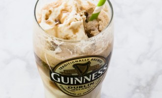 Guinness Float Recipe