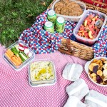 Easy picnic food ideas and recipes.