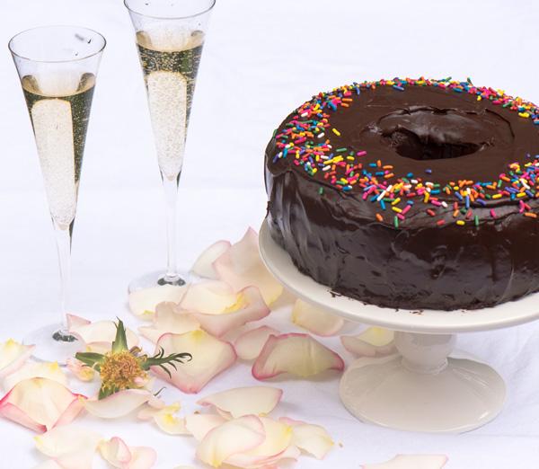 Best Dessert Recipes , Decadent Chocolate Cake