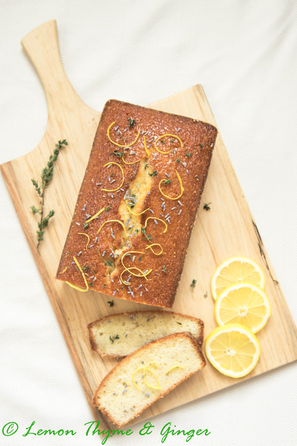 Maida's Lemon Cake, a recipe