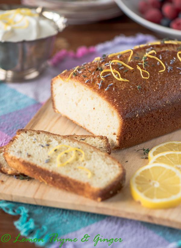 Maida's Lemon Cake, a recipe.