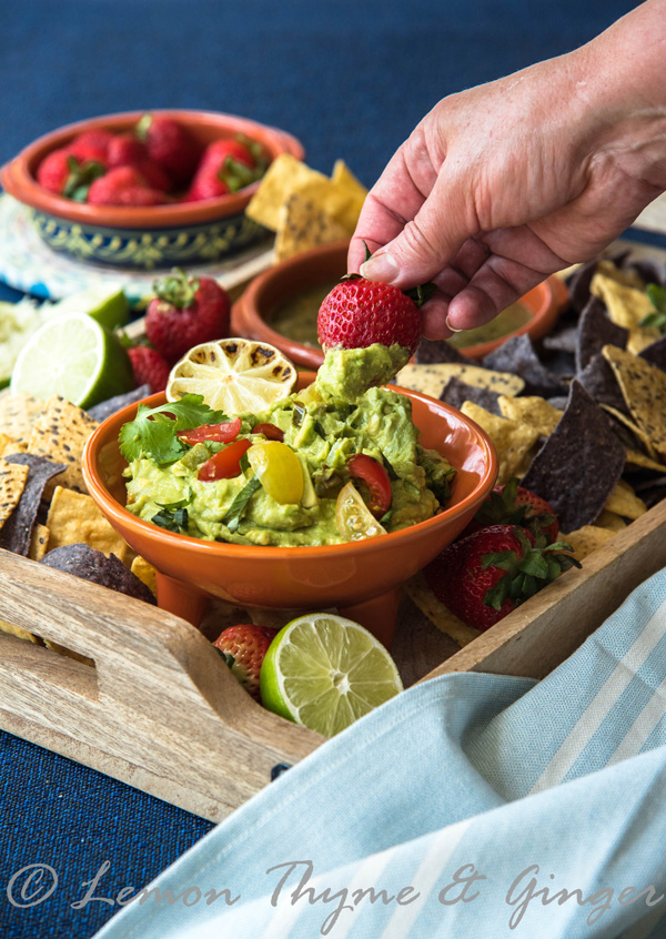 Family Favorite Guacamole recipe.