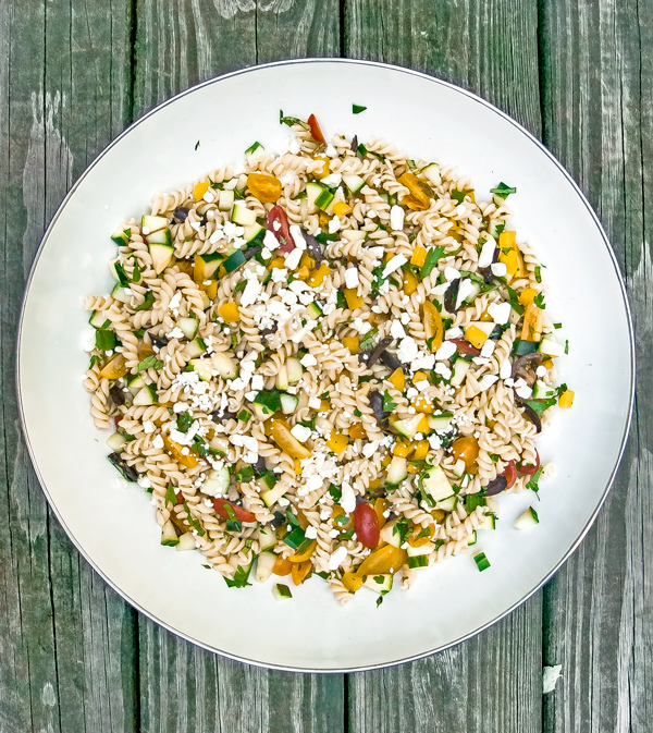 Summer Salad Menu Ideas.