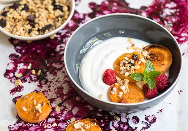 Creamy Homemade Yogurt recipe.