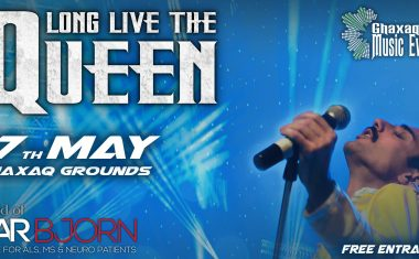 Queen Tribute Band in concert – 17 May 2019