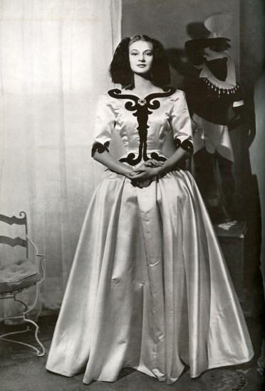 """Infanta"" dress"