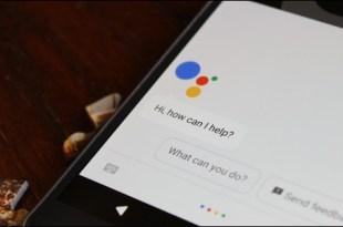 cara menghapus google assistant