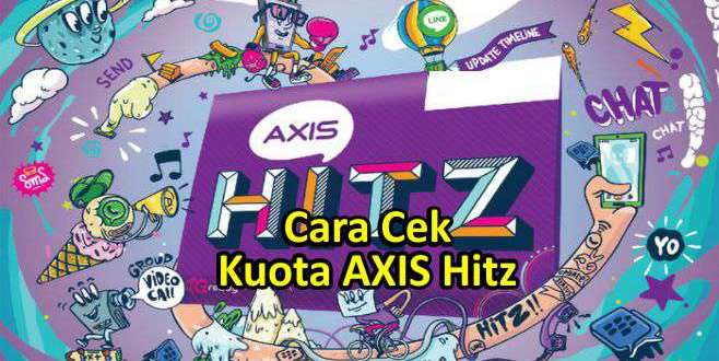 Cara Cek Kuota AXIS Hitz, AXIS Hitz