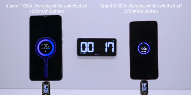 Xiaomi charger 1000W