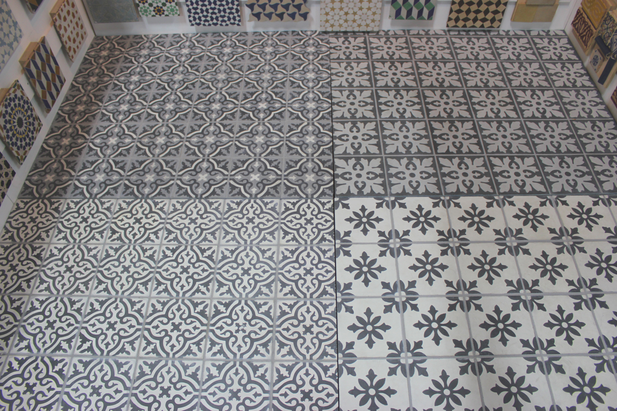 - Moroccan Style Bathroom Tiles. With By Vidal. Aren T The In This