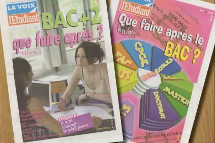 articles presse spécialisée la voix l'étudiant