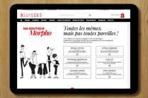 rédaction guide rédaction guide d'achat rédaction guide morpho 3Suisses Céline Plunian freelance 3Suisses