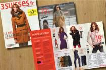 Côté shopping 3SUISSES / AH 2011