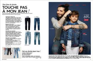 MAGALOGUE 3SUISSES / MARS 2015 - EXTRAIT DENIM