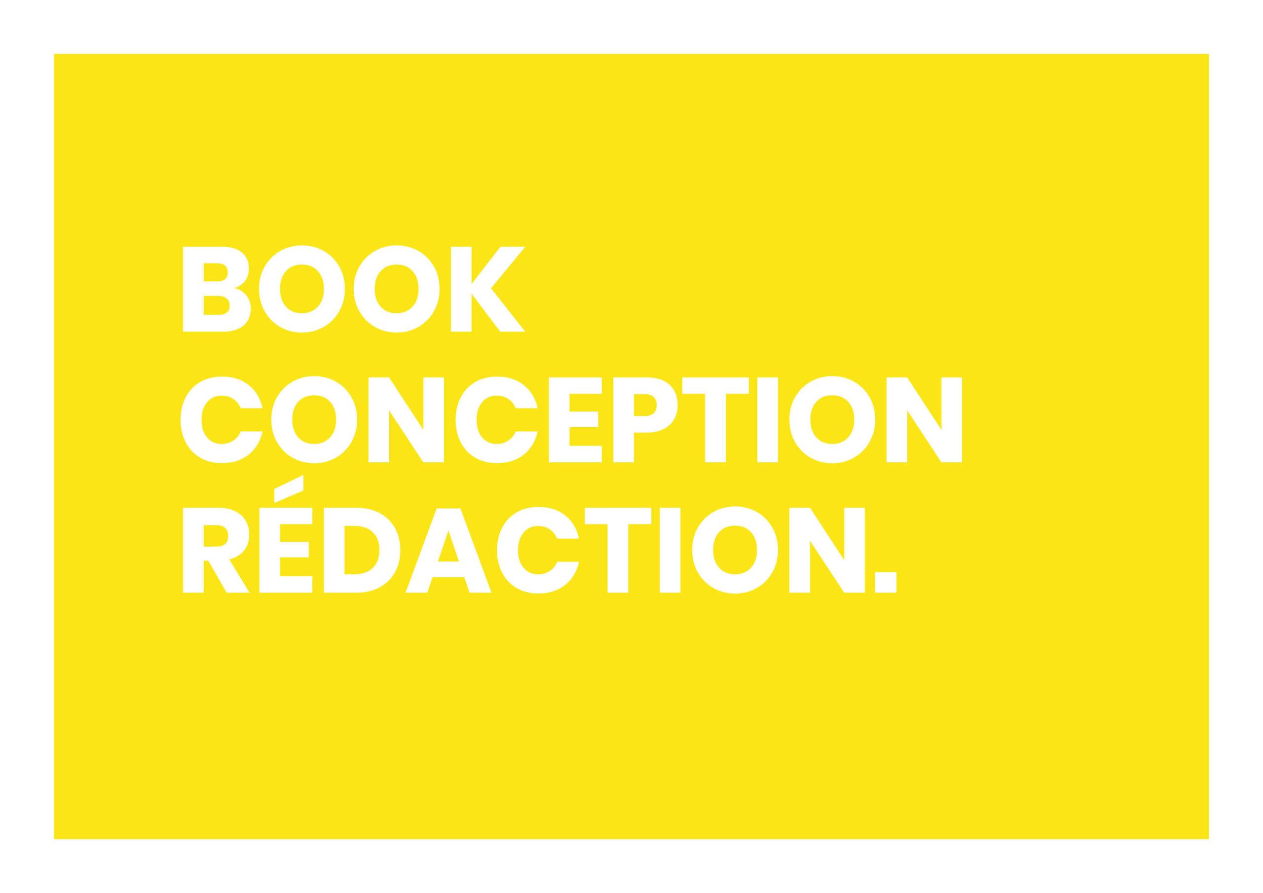 book conception rédaction le mot magique