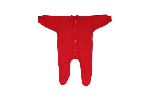 pyjama bébé rouge