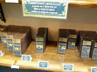 chocolat atisanal et equitable