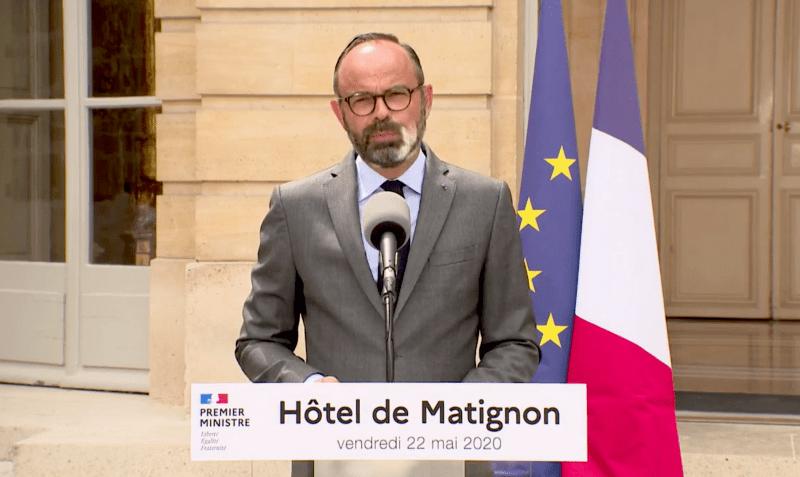 Edouard Philippe 22 mai 2020