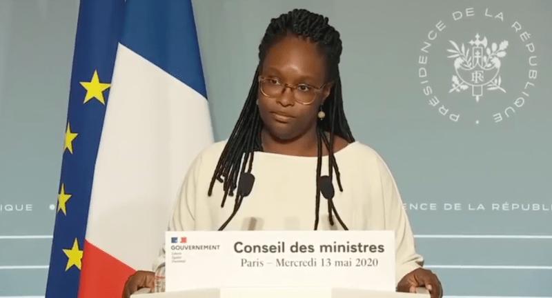 Sibeth Ndiaye 13 mai 2020