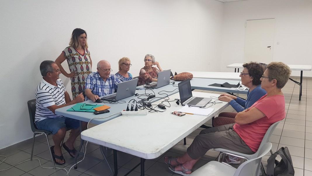 Stage informatique à Sète