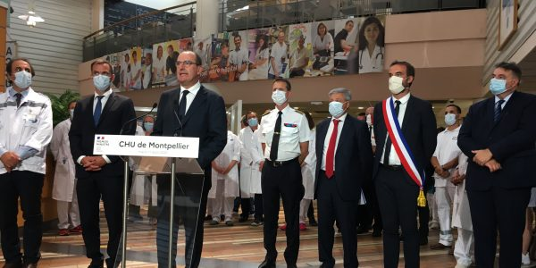 Pour la santé des Français, « la vigilance du Gouvernement sera constante » (CR Charles Dos Santos)