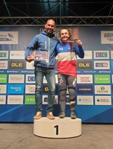 Frontignan : Mariane Beltrando sacrée championne de France Junior BMX