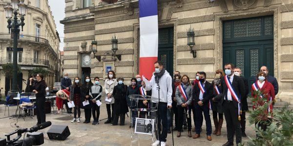 Montpellier a plus que jamais la Laïcité chevillée au corps (CR CDS)