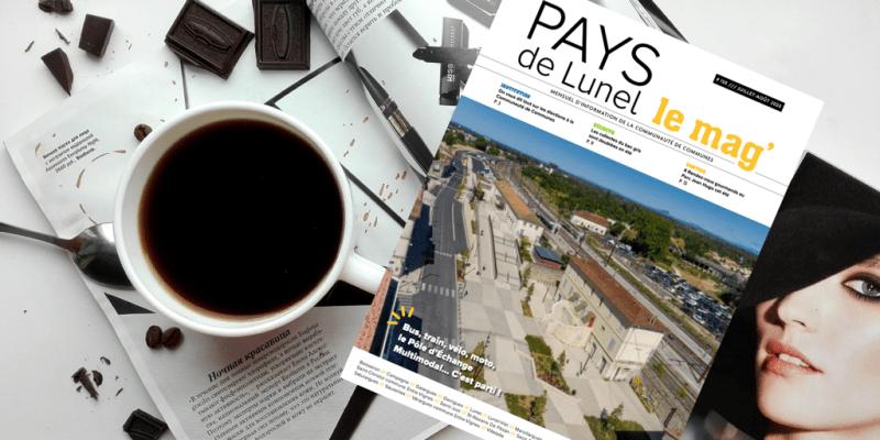 Pay de Lunel le Mag