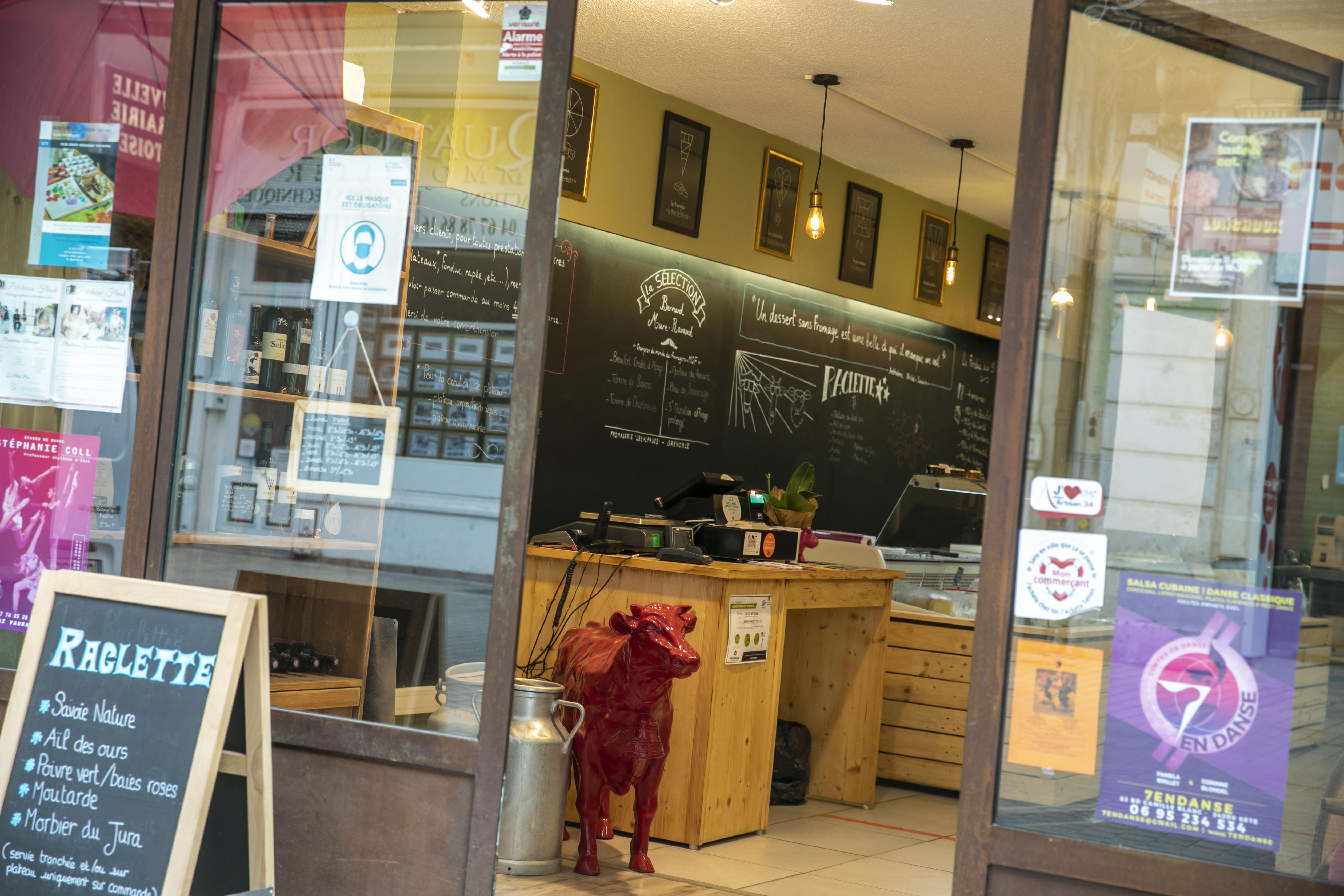 Sète : aide aux commerçants de la ville