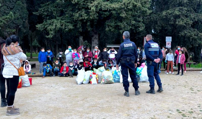 Communauté de Communes du Pays de Lunel projets école éco-exemplaire ©LMI