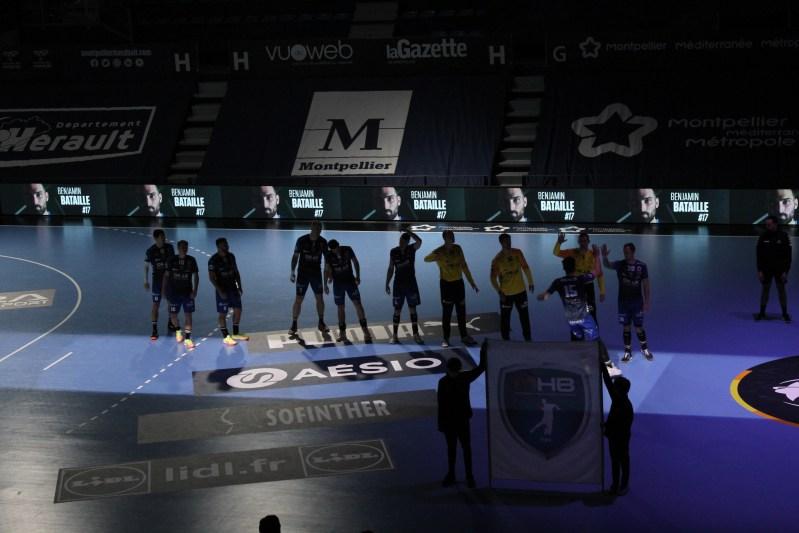 Montpellier Handball Club ©MHBofficiel