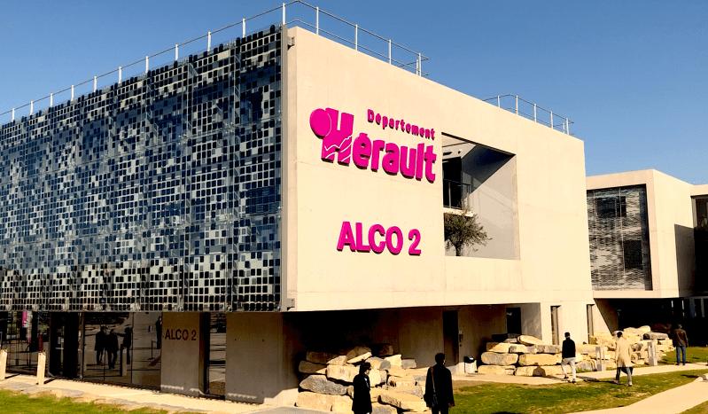 Département de l'Hérault : Alco 2, nouveau site des solidarités