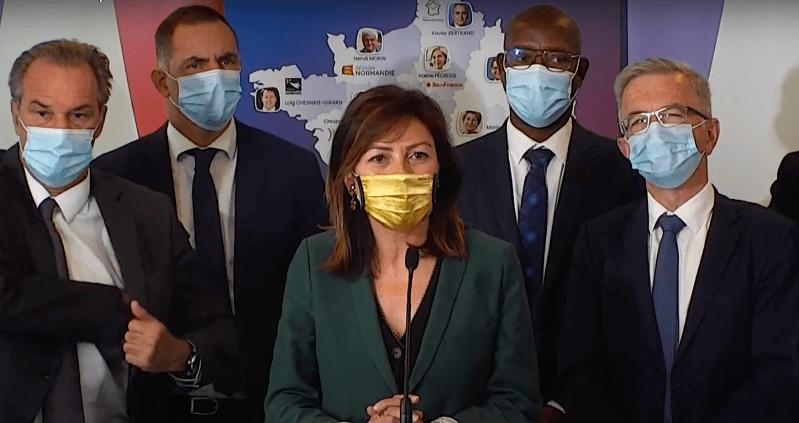 Carole Delga à la tête de l'association Régions de France pour 3 ans