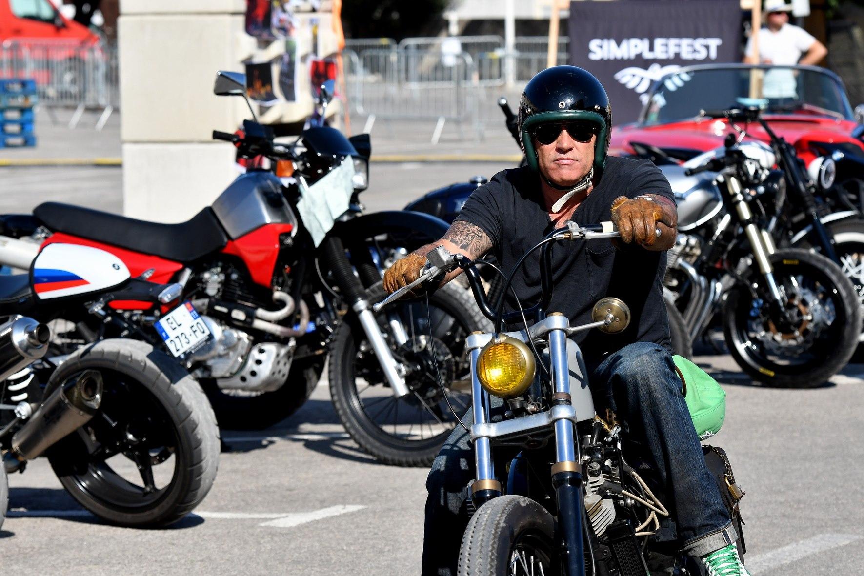 Festival moto rock et partage, à Pérols (©Simple Fest)