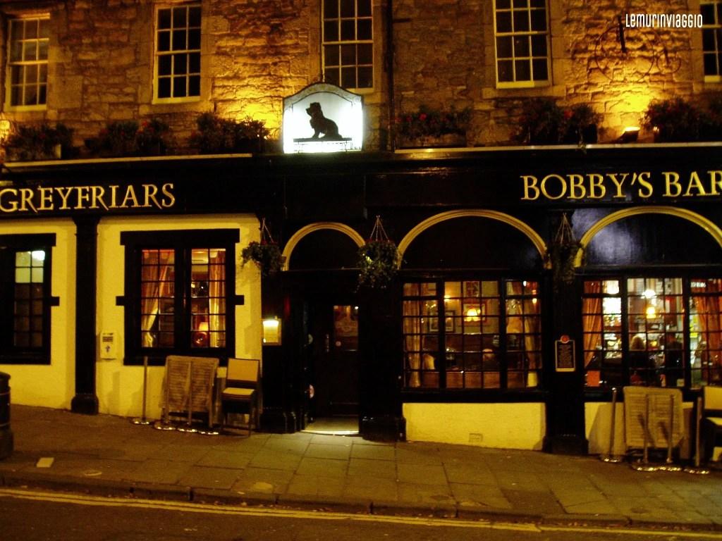 Greyfriars Bobby Edimburgo